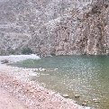 Muscat Oman Beautiful water at Wadi Tiwi in Muscat