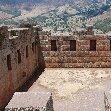 Cuzco Peru Ruins in Pisac, Peru