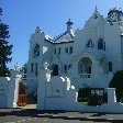 South African Church on the Garden Route