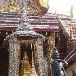 Bangkok Thailand Amazing hand crafted temple detaills