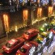Taxi's in Bangkok's CBD