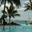 The Hamilton Beach Resort Pool, Whitsunday Island Australia