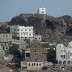 The Volcano city of Aden, Yemen