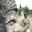 Impressive Buddhist sculptures