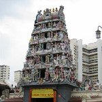 Shri Mariamman Temple in Chinatown