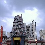 Singapore Singapore Pictures of the Shi Mariamman Temploe