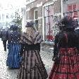 Deventer Netherlands Actors during Charles Dickens Festival