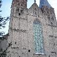 The old St. Lebuinus Church in Deventer