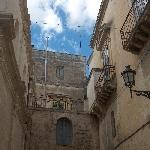 Pictures of the streets in Lecce