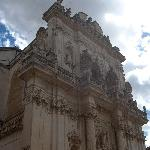 The San Giovanni Battista Church in Lecce