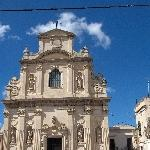 Church of Santa Chiara in Lecce
