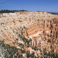 The amphitheatre at Bryce Canyon , Flagstaff United States