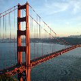 Golden Gate Bridge in San Francisco, San Francisco United States