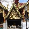 Entrance of a Buddhist Temple