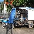 Our tuk tuk in Laos
