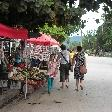 The night market in Luang Prabang, Luang Prabang Laos
