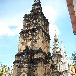 The Phra That Ing Hang in Savannakhet, Savannakhet Province Laos