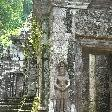 The temple ruins of Preah Vihear