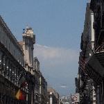 Catania Italy Via Etnea in Catania