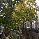 The graceful canals of Utrecht