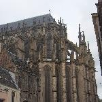 Utrecht Netherlands The Dom Church in Utrecht