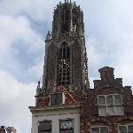 Utrecht Netherlands Pictures of the Domtoren