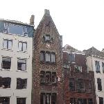 Medieval buildings in Utrecht