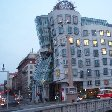 Prague Czech Republic The Fred and Ginger Dancing House