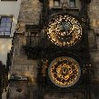 Prague Czech Republic The Astronomical Clock in Prague