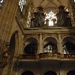 Inside the St. Vitus Cathedral, Prague, Prague Czech Republic