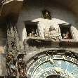 Prague Czech Republic Christ and the Apostles, Astronomical Clock