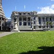 The Parliament Building in Wellington, Wellington New Zealand