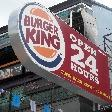 Bangkok Thailand The Burger King!