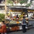 Food stalls on Khao San Road