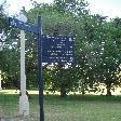Information sign Botanical Gardens