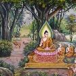Chiang Mai Thailand Phra Sae Tang sanctuary