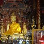Home of Phra Sila and Phra Sae Tang