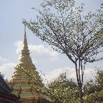 Wat Chiang Man and the Stupa