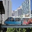 Sydney sky train, monorail