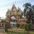 Buddhist temple from the bus