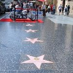 San Francisco United States Hollywood Boulevard, Walk of Fame