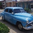 Photo Picture of a cuban car Havana Cuba
