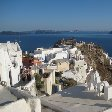 Santorini Greece Volcanic island of Thira, Santorini