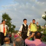 Armenian orchestra on the Black Sea, Diyarbakir Turkey