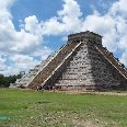 El Castillo temple pyramid, Chichen Itza