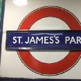 Metro station St. James's Park