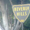 Hollywood United States Beverly Hills in Los Angeles