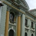 Colonial buildings in Caracas