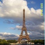 Picture of the Eiffel Tower, Paris France