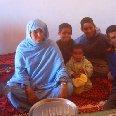 Tindouf Algeria Algerian familiy